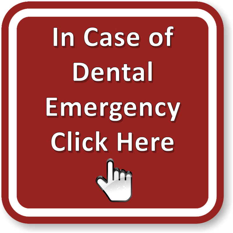 In case of dental emergency